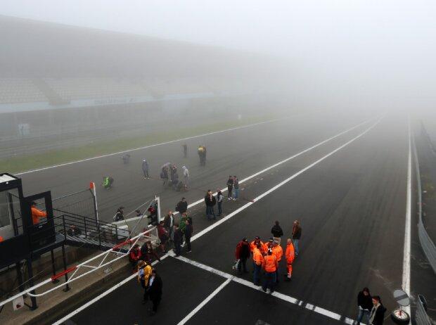 Nürburgring, VLN, Nebel