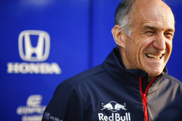 Franz Tost CIP CIP Moto3Toro Rosso Red Bull Toro Rosso Honda F1 ~Franz Tost ~