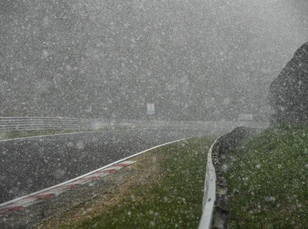 Nürburgring-Nordschleife, Schnee