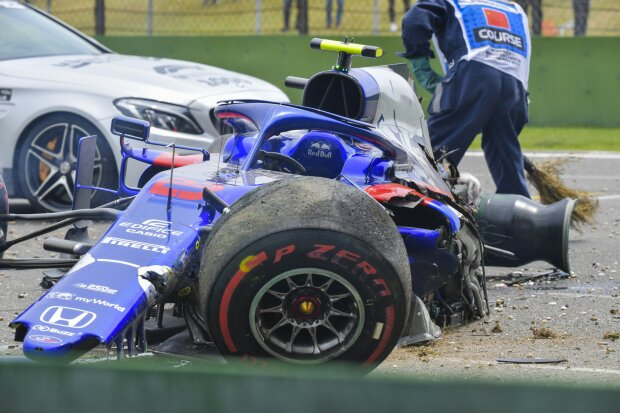 Alexander Albon Toro Rosso Red Bull Toro Rosso Honda F1 ~Alexander Albon (Toro Rosso) ~