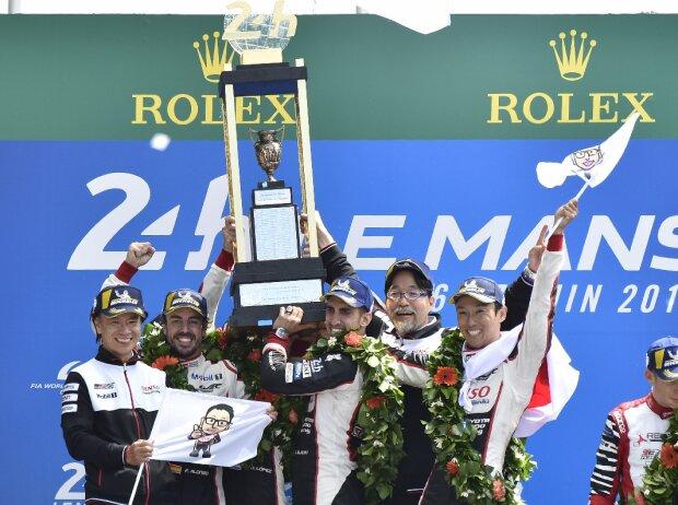 Le-Mans-Sieger 2018