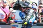 Jack Miller und Valentino Rossi