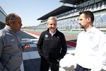 Gerhard Berger und Jens Marquardt