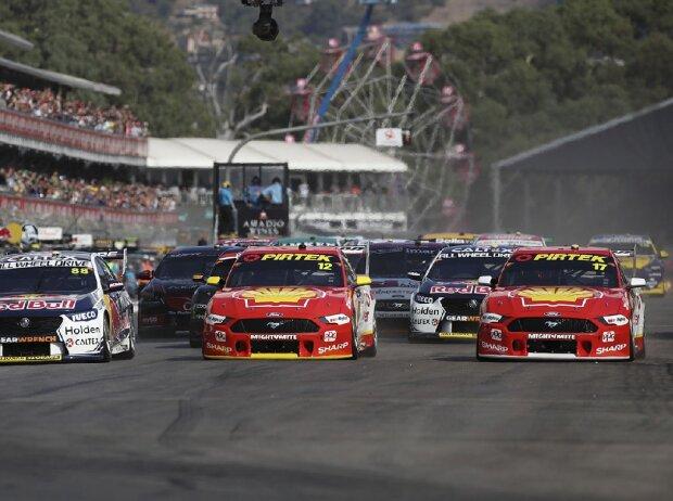 Supercars Australia, Start