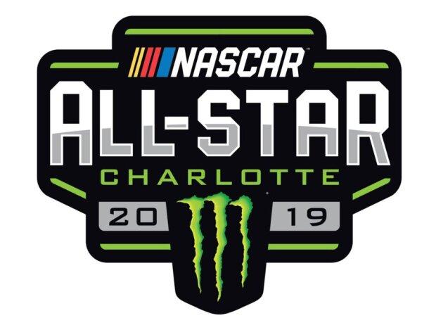 Logo: Monster Energy NASCAR All-Star Race 2019
