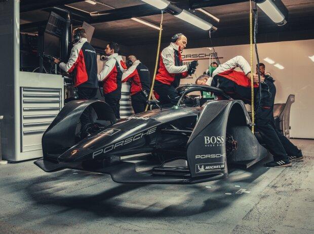 Porsche Formel E