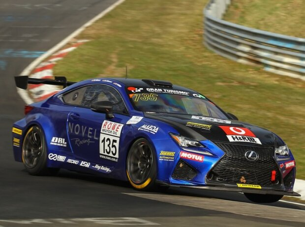 Ring Racing, Lexus RC F