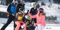 Maria Höfl-Riesch bei Laureus Sport for Good in