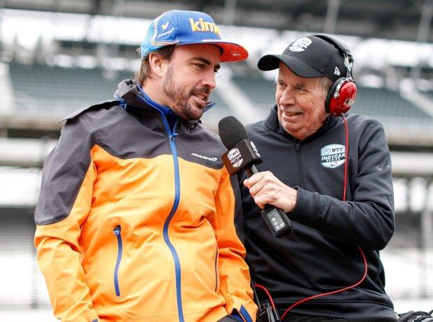 Fernando Alonso, Robin Miller