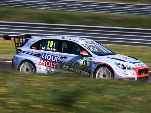 Max Hesse, Hyundai