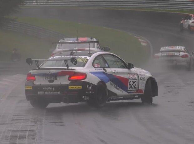 BMW M240i Racing, Drift, Brünnchen