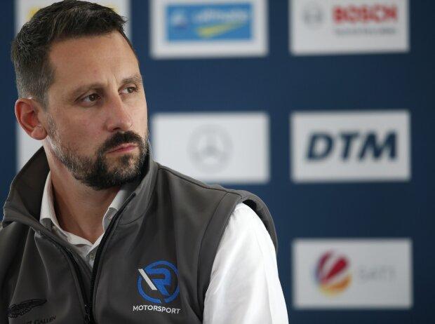 Florian Kamelger, R- Motorsport
