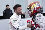Philipp Eng (RBM-BMW) und Robin Frijns (Abt-Audi)