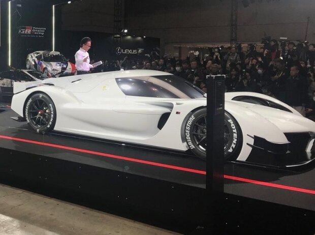 Toyota Gazoo Super Sport Concept