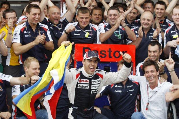 Pastor Maldonado Williams ROKiT Williams Racing F1 ~Pastor Maldonado ~