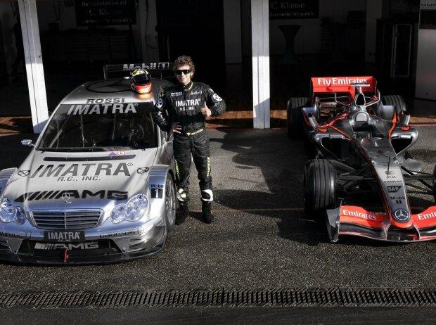 Valentino Rossi, DTM