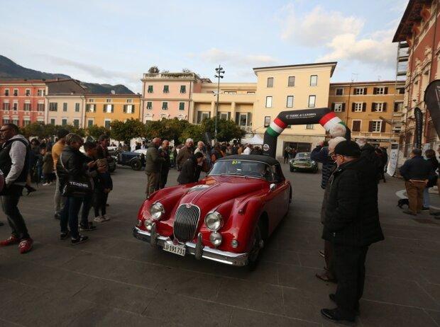 Ankunft 1. tappe Gran Premio Terre di Canossa 2019 in Massa