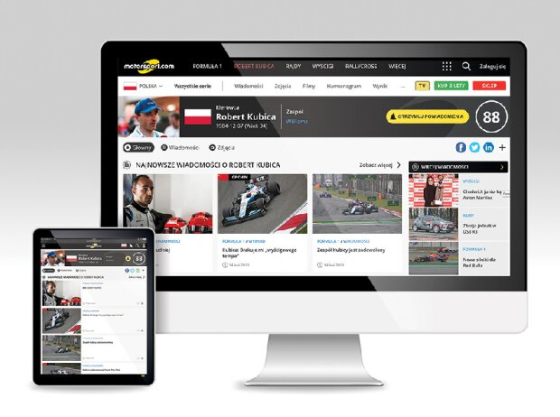 Motorsport.com Polen