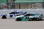 Chase Elliott (Hendrick) und William Byron (Hendrick)