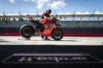 Die Ducati Panigale V4R von Alvaro Bautista