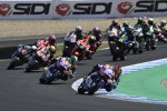 Moto2 Start in Imola
