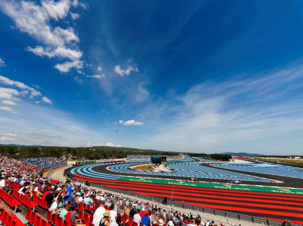 Circuit Paul Ricard in Le Castellet