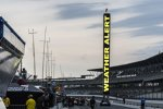 Unwetterwarnung am Indianapolis Motor Speedway