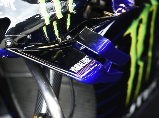 Winglet: Yamaha YZR-M1