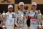 Philipp Eng (RBM-BMW) und Jamie Green (Rosberg-Audi)