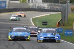 Robin Frijns (Abt-Audi) und Philipp Eng (RBM-BMW)