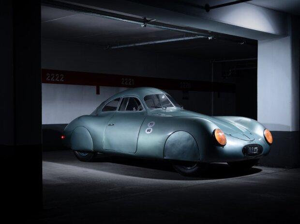 Porsche 64 von 1939, versteigert in Monterey August 2019 von RM Sotheby's