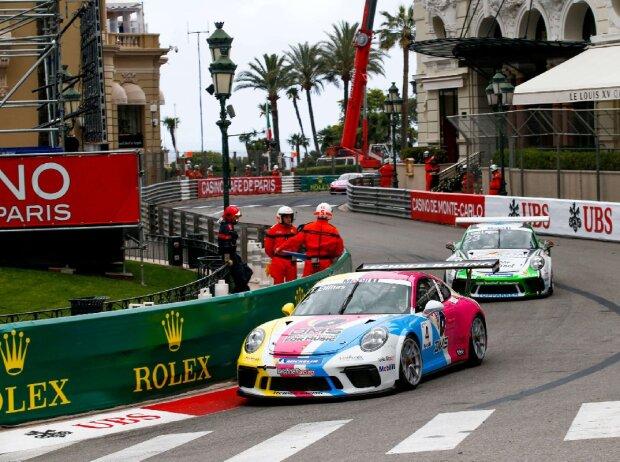 Tio Ellinas (CY), Porsche Mobil 1 Supercup, Monaco 2019