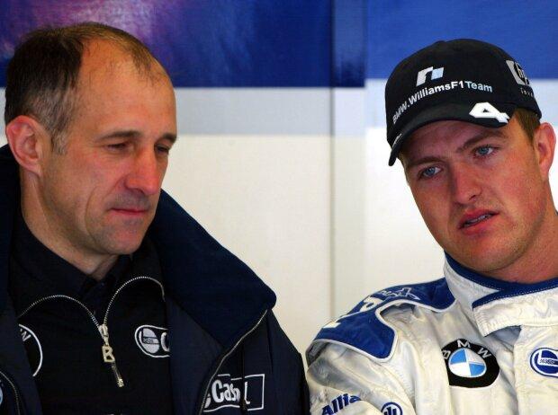 Franz Tost, Ralf Schumacher