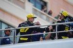 Nico Hülkenberg (Renault) und Daniel Ricciardo (Renault)