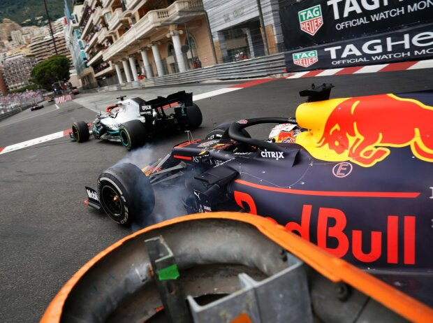 Formel1: Lewis Hamilton triumphiert auch in Monaco