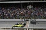 Simon Pagenaud (Penske) und Alexander Rossi (Andretti)