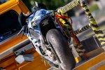 Die Suzuki von Alex Rins