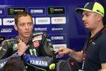 Valentino Rossi und Uccio