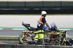 Die Yamaha von Valentino Rossi