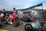 Ian Hutchinsons Stock-Honda