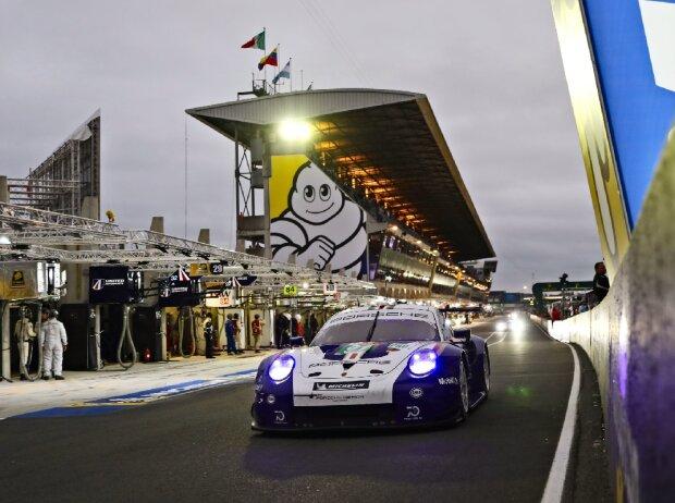 24 Stunden von Le Mans / Motorworld Partnership