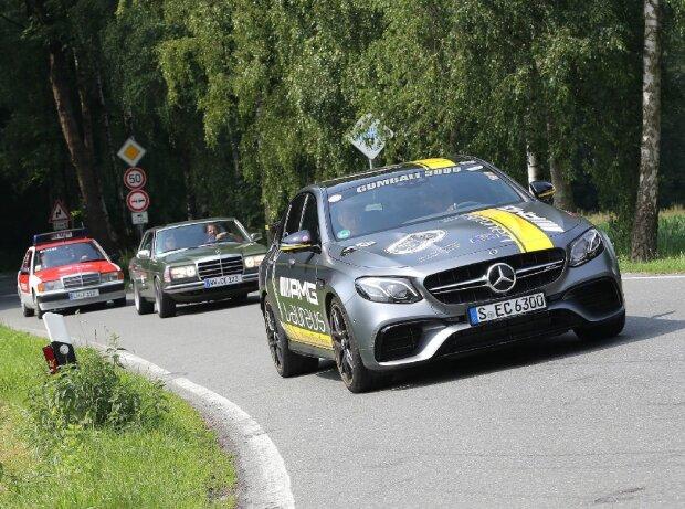 Men In Benz-Rallye 2018
