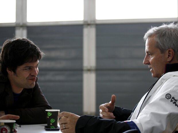Jens Marquardt, Sven Haidinger
