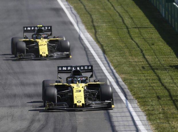 Daniel Ricciardo, Nico Hülkenberg