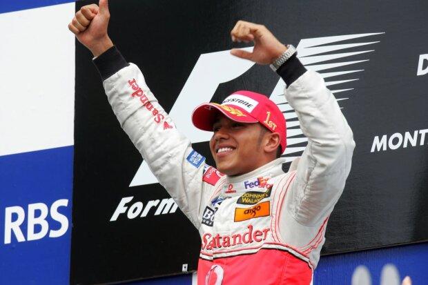 Lewis Hamilton Mercedes Mercedes-AMG Petronas Motorsport  F1McLaren McLaren F1 Team F1 ~Lewis Hamilton (Mercedes) ~