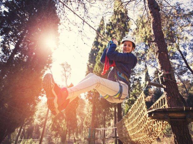 Freizeitpark Le Royaume des Arbres in Frankreich