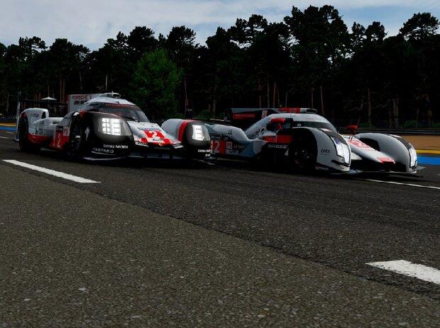 Le Mans eSports Serie 2019, Screenshot