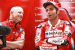 Daniele Romagnoli und Danilo Petrucci (Ducati)