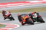Pol Espargaro (KTM) und Bradley Smith