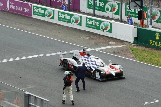 Kazuki Nakajima Fernando Alonso Toyota Toyota Gazoo Racing WEC ~Kazuki Nakajima und Fernando Alonso ~